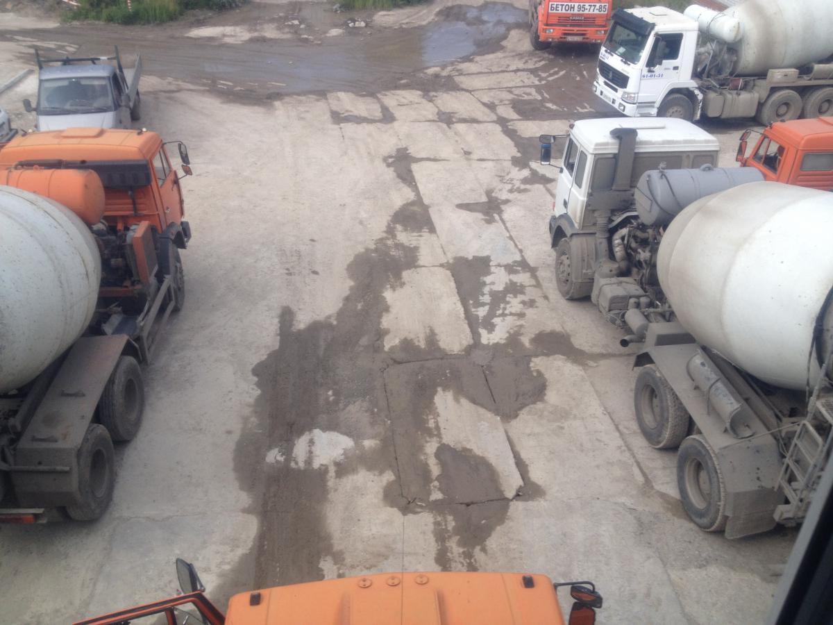 купить бетон в25 тюмень